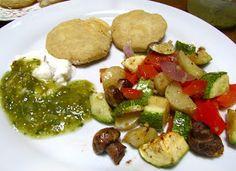 Flavors of the Sun: Pupusas--Salvadoran Cheese-Stuffed Cornmeal Patties