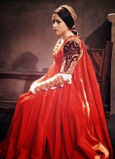 Romeu e Julieta # 1968 # Olivia Hussey