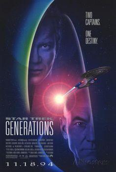 Star Trek: Sukupolvet Julisteet AllPosters.fi-sivustossa