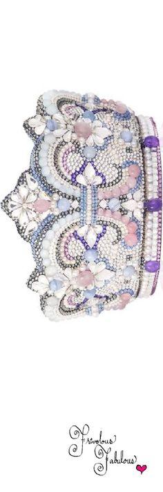 Frivolous Fabulous - Judith Leiber Crown Clutch