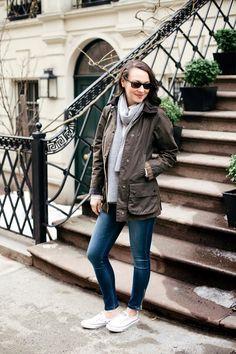 40 Ideas of Winter Street Style Fashion 2015...