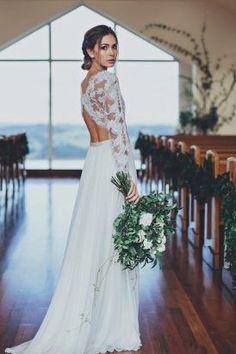 Svatební šaty s krajkou