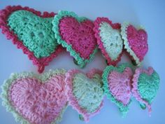 Apple Blossom Dreams: Crochet