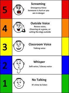 great 5 point scale for volume work ideas pinterest autismo lenguaje y terapia. Black Bedroom Furniture Sets. Home Design Ideas