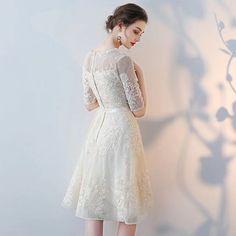 ウェディングドレス ♡ wedding ウェディングドレス/ パーティードレス 結婚式 (2)