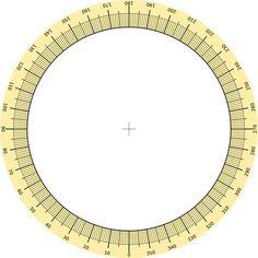 Maak je eigen verdeelcirkel voor het ontwerpen van je mandala - Mandala Academie