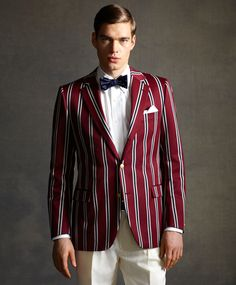 Brooks Brothers | More here: http://mylusciouslife.com/brooks-brothers-the-great-gatsby-menswear-inspired-by-the-1920s/