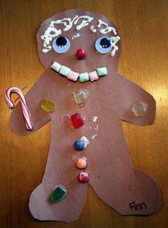 Christmas Crafts Preschool | ... Diary: Twice the Angst in Half the Time: Preschool Christmas Crafts