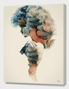 """Trivial Expose-4"", Limited Edition Canvas Print by Alberto Seveso - From $110.00 - Curioos"