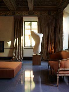 appartamento in via giulia, roma
