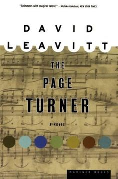 The Page Turner - David Leavitt -- http://ladyanakina.blogspot.com/2014/09/the-page-turner-david-leavitt.html