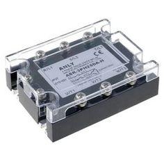 Releu Static Trifazat 50A / 24-280 VAC ASR-3PH50DA Anly