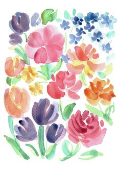 watercolor painting#handmade item#instant download#flowers#roses#home decor#printable art#fine art#wall decor#floral picture#blumen#fleur Rose Pictures, Simple Cross Stitch, Wood Tree, I Love Cats, Decoration, Tree Branches, Colorful Flowers, Printable Art, Wall Art Decor