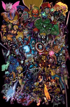 Wallpaper Marvel Desktop The Avengers Graffiti Wallpaper Iphone, Deadpool Wallpaper, Avengers Wallpaper, Galaxy Wallpaper, Cartoon Wallpaper, Iphone Wallpaper, Chibi Marvel, Marvel Art, Marvel Heroes
