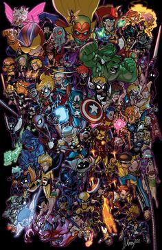 Wallpaper Marvel Desktop The Avengers Graffiti Wallpaper Iphone, Crazy Wallpaper, Deadpool Wallpaper, Avengers Wallpaper, Galaxy Wallpaper, Cartoon Wallpaper, Iphone Wallpaper, Chibi Marvel, Marvel Art
