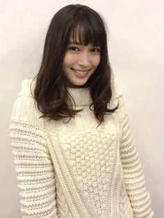 広瀬アリス Japanese Beauty, Asian Woman, Alice, Hairstyle, Eyes, Women, Fashion, Hair Job, Moda