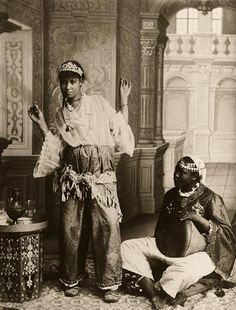 Danzas en el Museo. 1870. Museo Sabanci, Turquía