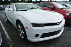 Newer model of my car ... 2015 Chevrolet Camaro Vehicle Photo in Charlotte, NC 28212