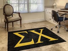 Buy a licensed Sigma Chi Fraternity Logo Rug . Show your Sigma Chi pride. Rug Rats is a trusted name in custom rugs. Free Samples. Free Shipping.