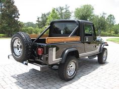 Jeep Scrambler Photos - a few photos of my jeep scrambler project and numerous other photos of the jeep scrambler or Jeep Cj7, Jeep Wrangler Yj, Jeepster Commando, Jeep Scrambler, Military Jeep, Outdoor Adventures, Trucks, Jeep Stuff, Roads