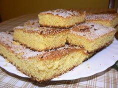 Kukorica málé Hungarian Recipes, Health Eating, Paleo Dessert, Healthy Sweets, Sweet Cakes, Trifle, Potato Recipes, Vanilla Cake, Banana Bread
