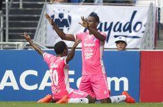Árabe Unido vence a los Rayados de Monterrey - Mastrip.net