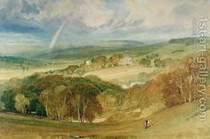 The Vale of Ashburnham, Sussex by Joseph Mallord William Turner