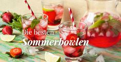 Bowle Sommer