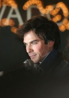 Ian Somerhalder - Hot Topic Tour, New Jersey - 2010