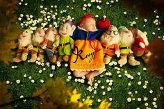 Snowwhite. Newborn newborngirl Disney Creative photoshoot