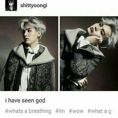 I am not okay Min Yoongi. I am not okay. ㄷㄷ