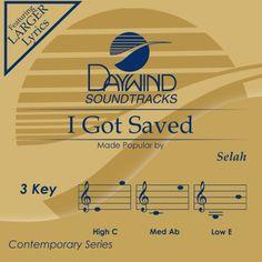 I Got Saved