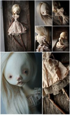 a twinge of cosmic angst — CHEEKIE BOTTOMS ART DOLLS BY KARLY PEREZ Whilst...