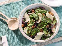 Salad Bar, Soup And Salad, Side Salad, Blackberry Salad, Food Network Recipes, Cooking Recipes, Amish Recipes, Southern Recipes, Brown Recipe