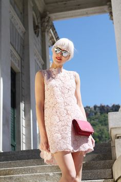Valentino Crush | Linda Tol | I Believe in Pink
