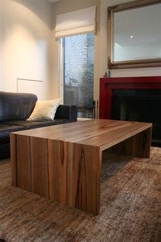 Recycled timber coffee table.  www.christiancolefurniture.com.au #timber #furniture #coffee table.