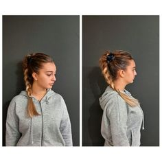 #centrodegradejoellemontegranaro #degradejoelleloriginale #prodottiprofessionali #treccia #hairblonde #acconciatura #follow #followme #likeforlike #like4like