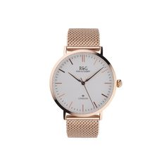 Belgravia in English Rose Gold with White Dial. Watch collections by Ryan & Gilbert Luxury Watches, Gold Watch, Rose Gold, Collections, English, Diy, Women, Accessories, Fancy Watches