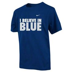 I Believe in BLUE