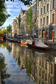 Amsterdam Travel Amsterdam Travel – A Great City To Visit Amsterdam Travel. I believe you have heard of Amsterdam and it is definitely a city you should visit if you are planning for a vacati… Places Around The World, Oh The Places You'll Go, Travel Around The World, Places To Travel, Places To Visit, Around The Worlds, Travel Destinations, Travel Europe, Wonderful Places