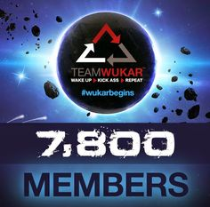 Hey Team, we just hit yet another milestone for Team WUKAR and wanted to have a…#wukarbegins These guys Rock My world!!!