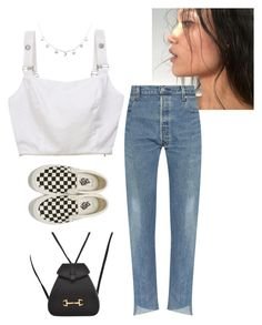 Untitled #54 by marciaemsilva on Polyvore featuring Vans, Gucci and rag & bone