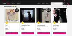 Music store HMV has launched a new online shop, allowing customers to buy physical music products and take advantage of in-store discounts.