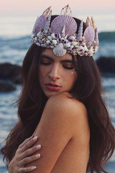 Casting Spells Mermaid Crown: