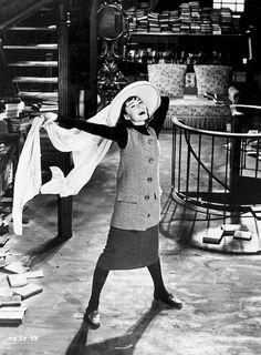 Audrey Hepburn, Funny Face, 1957