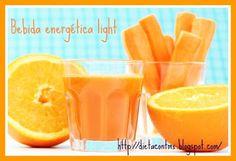 DIETA con THERMOMIX: BEBIDA ENERGETICA LIGHT