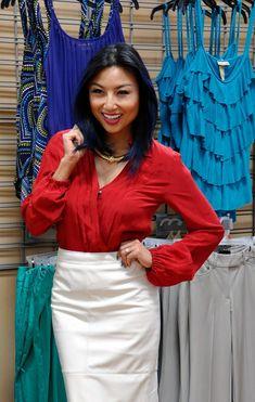 How Do I Look Jeannie Mai Wardrobe