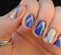 Simple & Cute Nail Art..