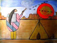 Abstract Native American Art Volume lll by Richard Cortez https://www.amazon.com/dp/B00ARG02XW/ref=cm_sw_r_pi_dp_x_g.16xbR1ZWJXB