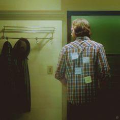 13.17 The Thing. Yep Sam, Dean did it again
